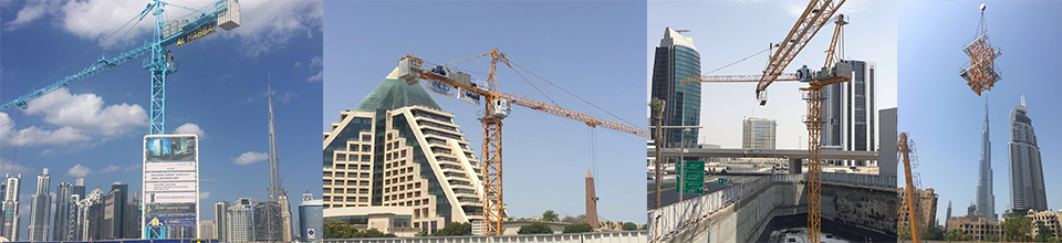 Crane Spare Parts & Accessories in UAE, Top Supplier in